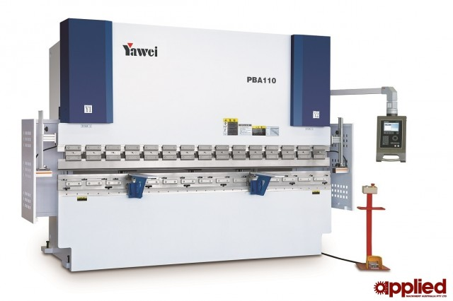 Yawei PBA Series CNC Pressbrake from Applied Machinery