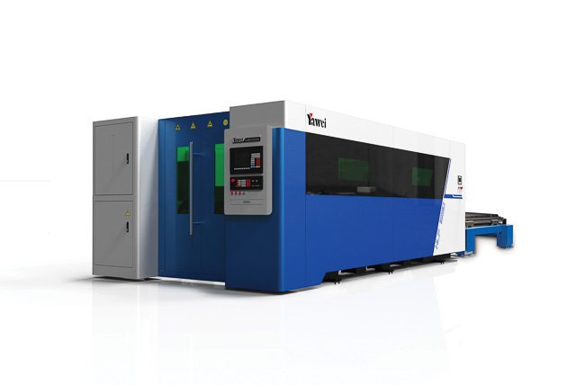Yawei HLF-1530 High Speed, Precision Fibre Laser