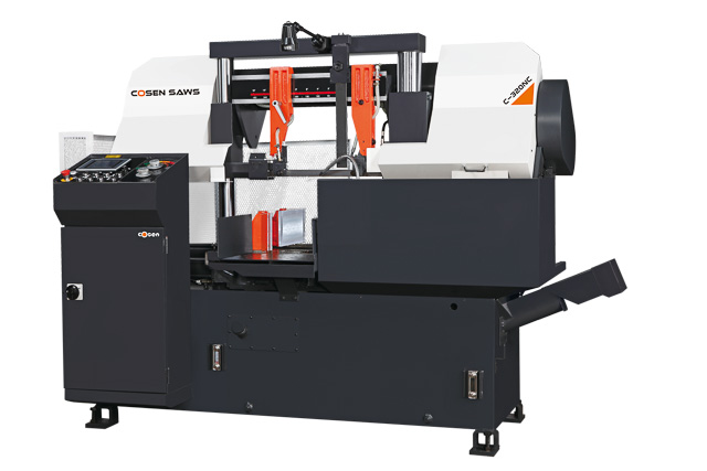 The C-320NC is one of the best selling automatic bandsaws in the Cosen product range