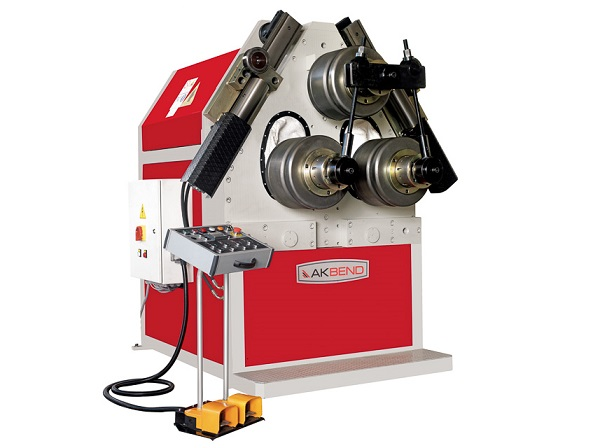 Akyapak APK 101 Section and Pipe Rolling Machine