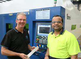 New Yawei Fiber Laser Improves Quality & Reduces Lead Times at Ace Wire Works