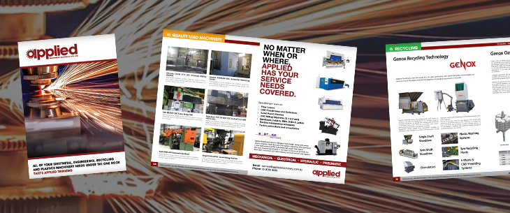 sheetmetal machinery, engineering, recycling and plastics machinery