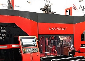 Akyapak – specialists in metalworking machinery