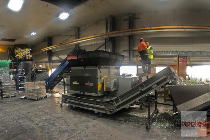 industrial shredders