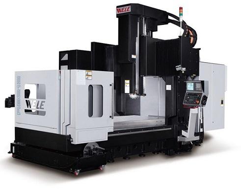 Wele CNC Machining Centre
